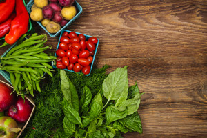 cooking with seasonal produce