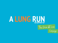 Volunteer with A Lung Run