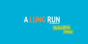 a lung run logo