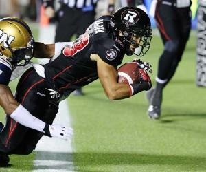 redblacks touchdown