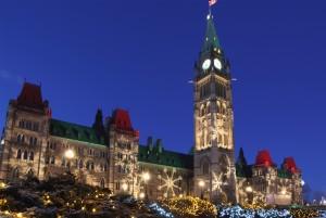 parliament christmas