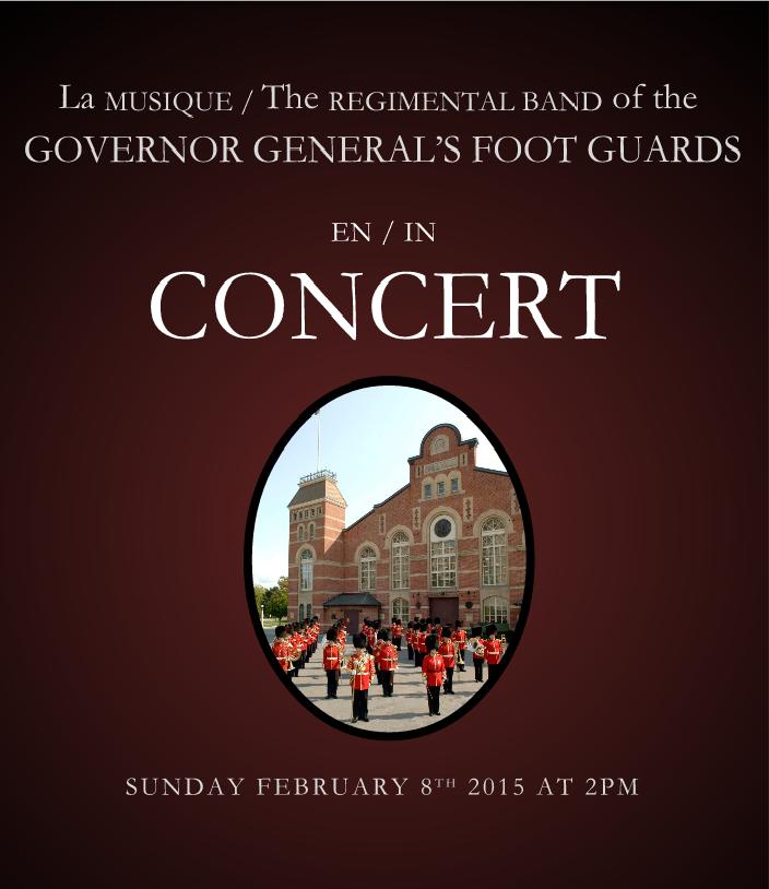 Foot Guard Concert