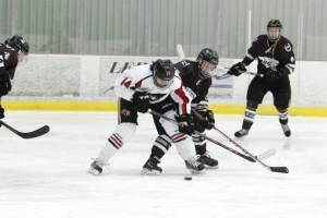geegees ravens hockey
