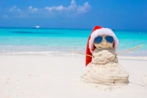 caribbean snowman