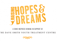 Raising Hopes & Dreams – A SoHo Inspired Event
