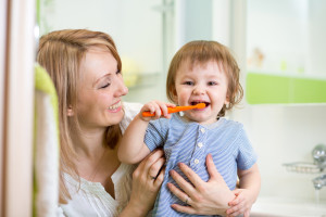 creating a kid friendly dental care routine