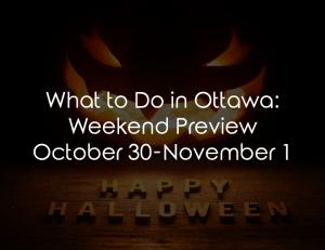 What to Do Oct  Nov