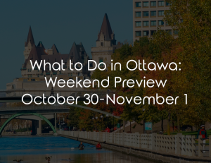 what to do weekend november