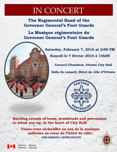 Winterlude poster foot guards