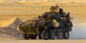 LIGHT ARMOURED VEHICLES ARE TAKING A BAD RAP