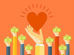 the art of raising sponsorship dollars as a volunteer