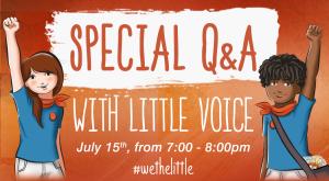 LV Q&#;A Twitter