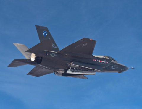 F35, IN CAPABILITY GAP BATTLE OF VICARIOUS METAPHORS AND INTERNECINE POLICY SKIRMISHES.