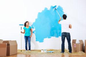ways update fixer upper couple paint walls diy