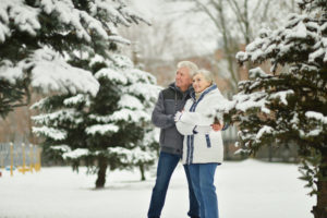 outdoor walking safety tips seniors