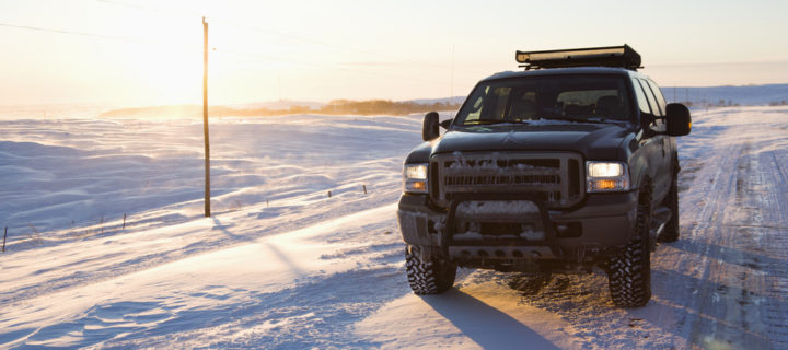 Why Your Truck Needs Winter Mats
