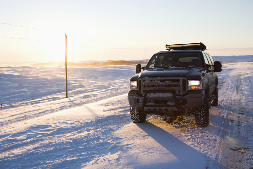 Why Your Truck Needs Winter Mats Upfront Ottawa
