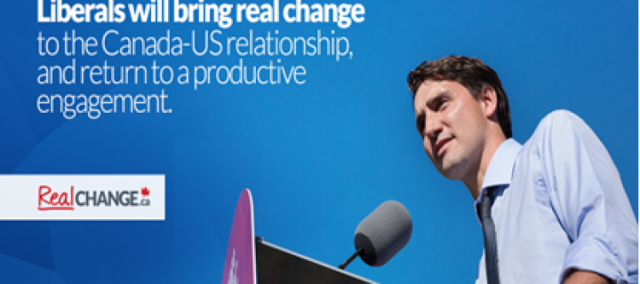 "U.S./Canada Relations: Liberals Realign and Adjust from ""Bromance"" to ""World Stage"" Trumpism"