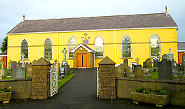 st patricks church