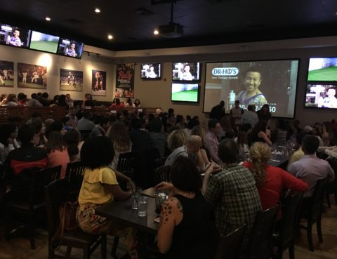 Toronto Lords Net a Win with Rally Sports Bar & Smokehouse