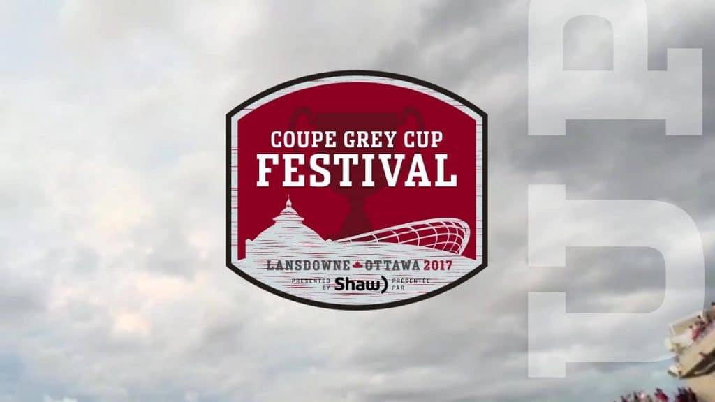 Grey Cup Ottawa