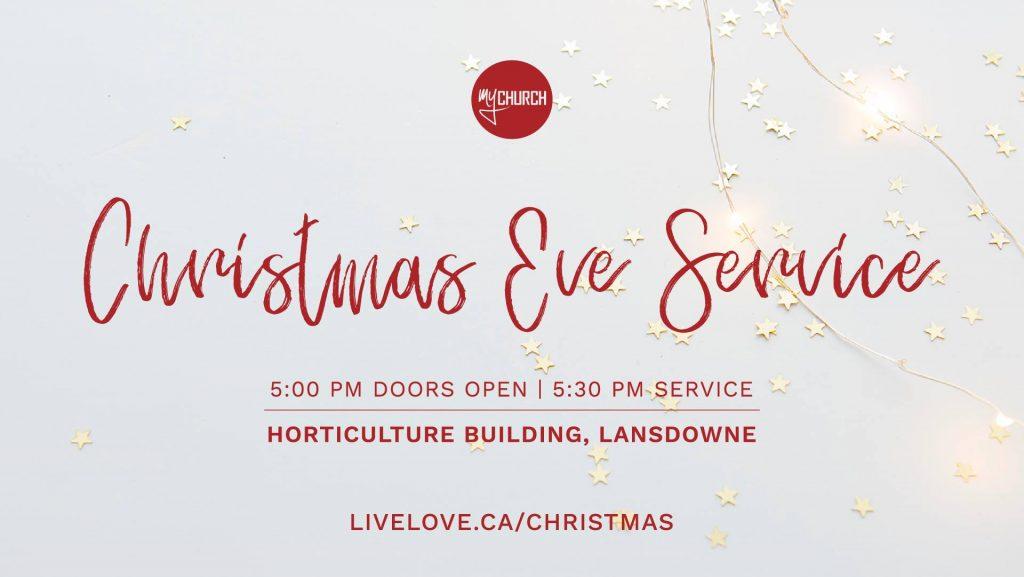 Christmas Eve Service Ottawa