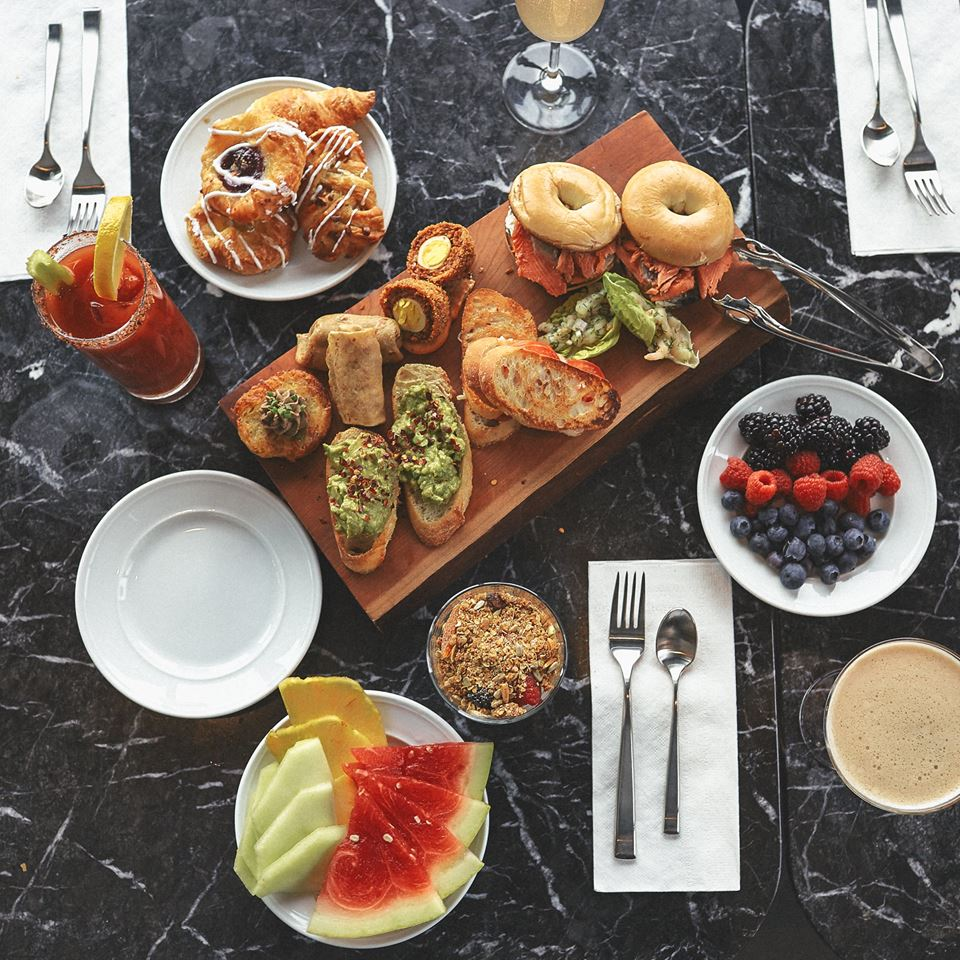 Sunday Beats + Brunch at Andaz Ottawa