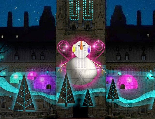 Christmas Lights Ottawa