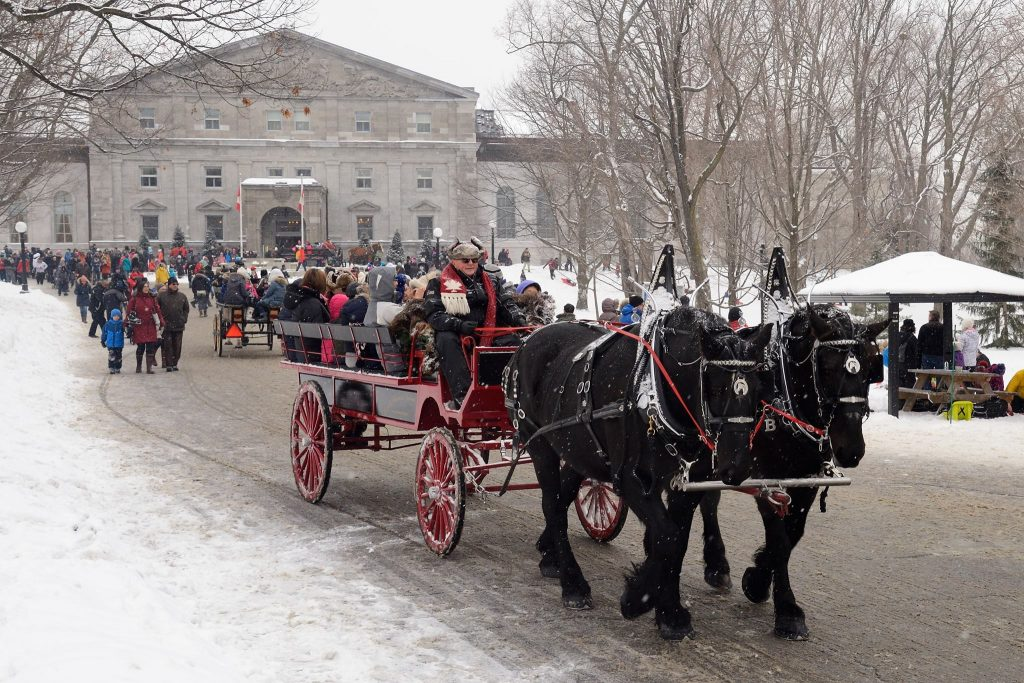 Rideau Hall Ottawa Winter Celebration