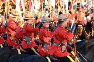 RCMP Musical Ride Open House Ottawa