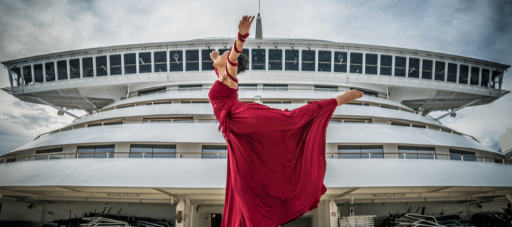 What's Life Like for a Cruise Ship Dancer?